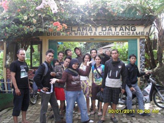 Touring Anak-anak SI STT Bina Tunggal